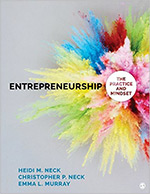 Entrepreneurship: The Practice and Mindset textbook cover