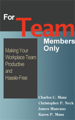 image of For Team Members Only cover
