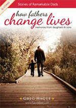 image of How Fathers Change Lives cover
