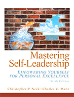 image of Mastering Self-Leadership cover
